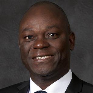Elder L. Jean Claude Mabaya, Third Quorum of the Seventy.