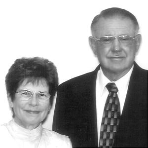 Eileen and Ted Dahl