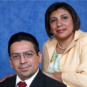 Manuel A. and Melany Flores