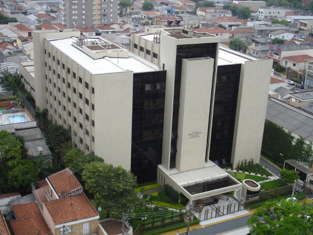 The Brazil Missionary Training Center, located in Sao Paulo, Brazil. Along with the New Zealand MTC, it was one of the first international training centers to open, in 1977. (Photos courtesy of Provo MTC)