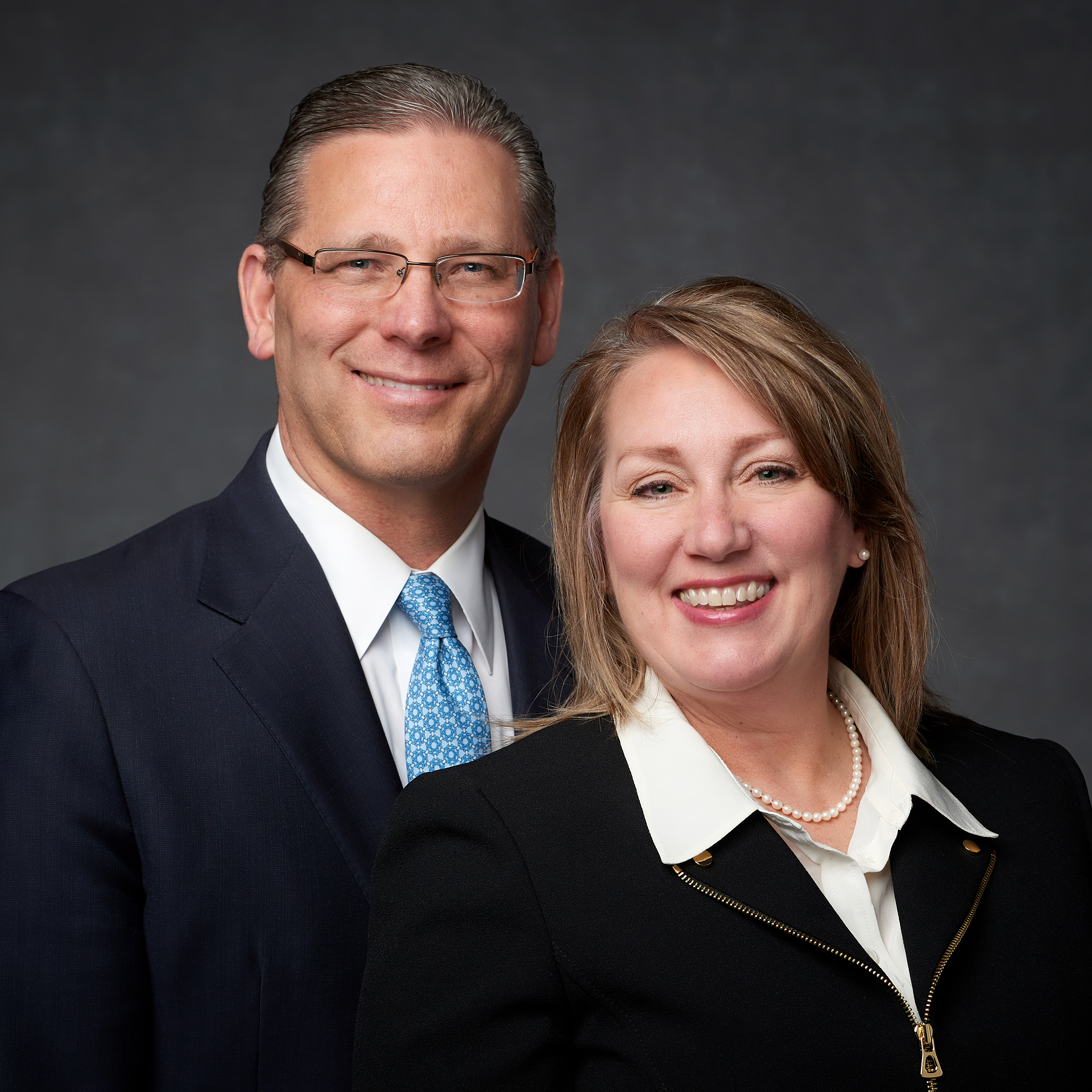 Ronald M. and Teresa Judd