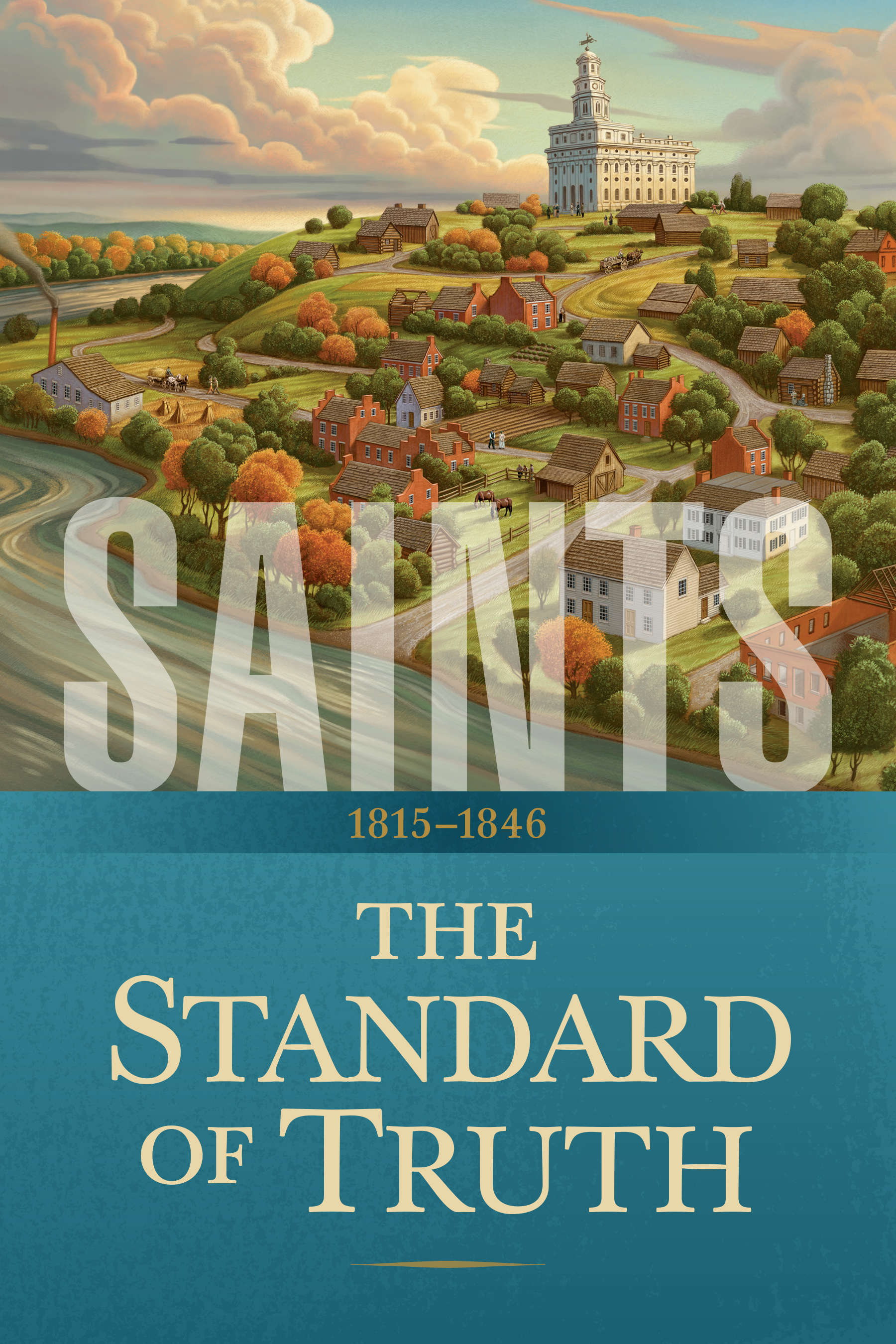 "The first volume of a new official history of The Church of Jesus Christ of Latter-day Saints went on sale Tuesday, Sept. 4, 2018. ""Saints: The Standard of Truth"" begins the first multi-volume official history of the church published since 1930."