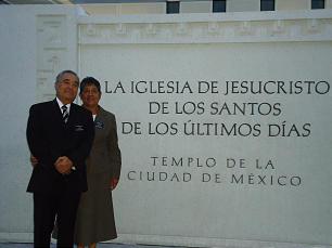 Santiago and Rosa Maria Mejia, Mexico City, Mexico