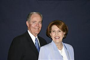 Elder Harold G. and Carol Hillam