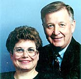 Cynthia Sue and Robert Wagstaff