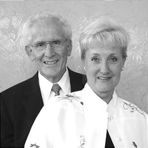 Melvin J. and Anne S. Luthy