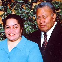 Mele and Siaosi Moleni