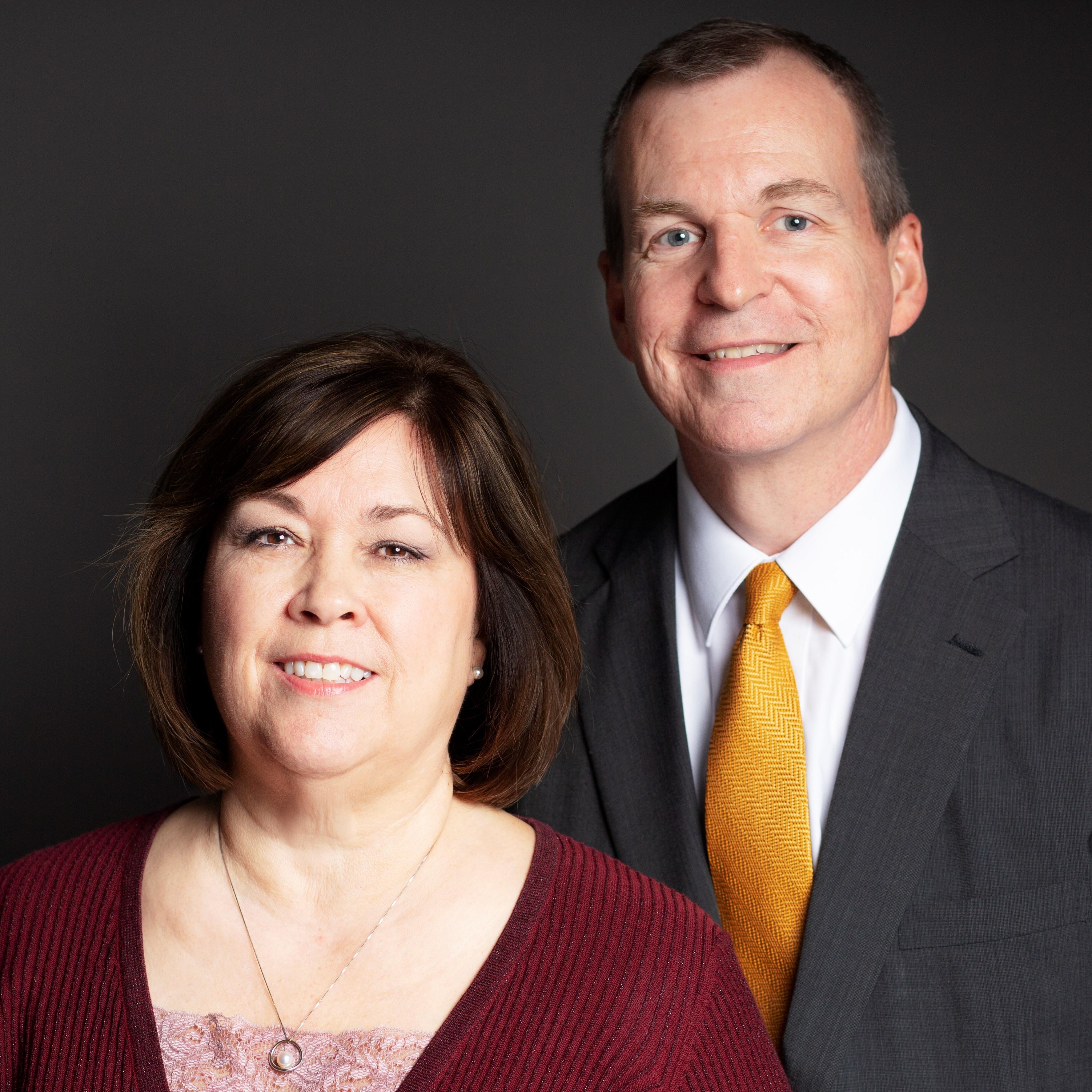 Juanita and Gary J. Severson