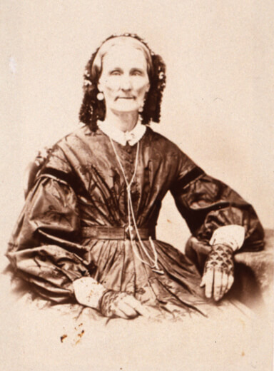 Sister Vilate Murray Kimball is the wife of early church apostle and missionary Heber C. Kimball.
