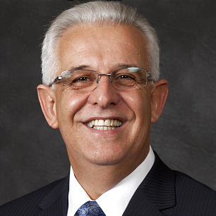 Elder Luiz M. Leal, Seventh Quorum of the Seventy.