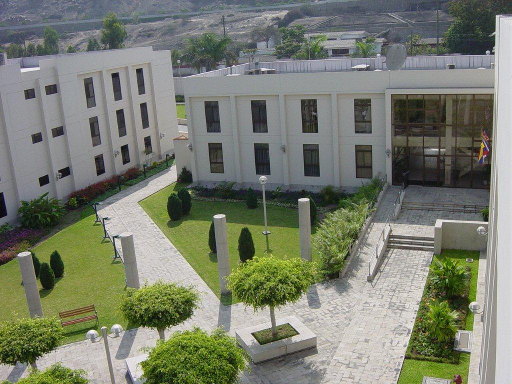 The Peru Missionary Training Center.