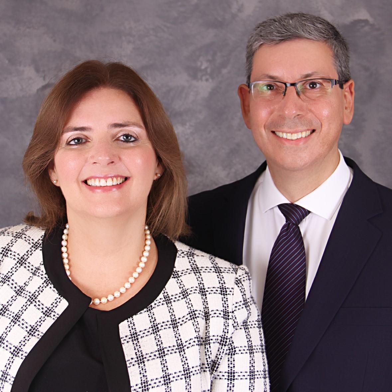 Nadia M. and Paulo C. Loureiro