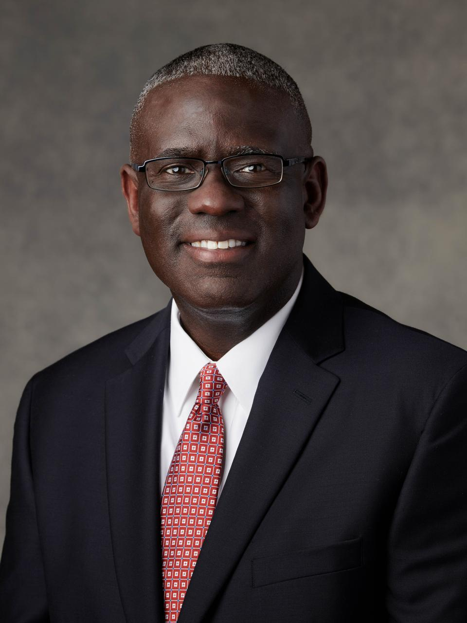 Elder Peter M. Johnson became the first African-American General Authority in The Church of Jesus Christ of Latter-day Saints' 189-year history on Saturday.