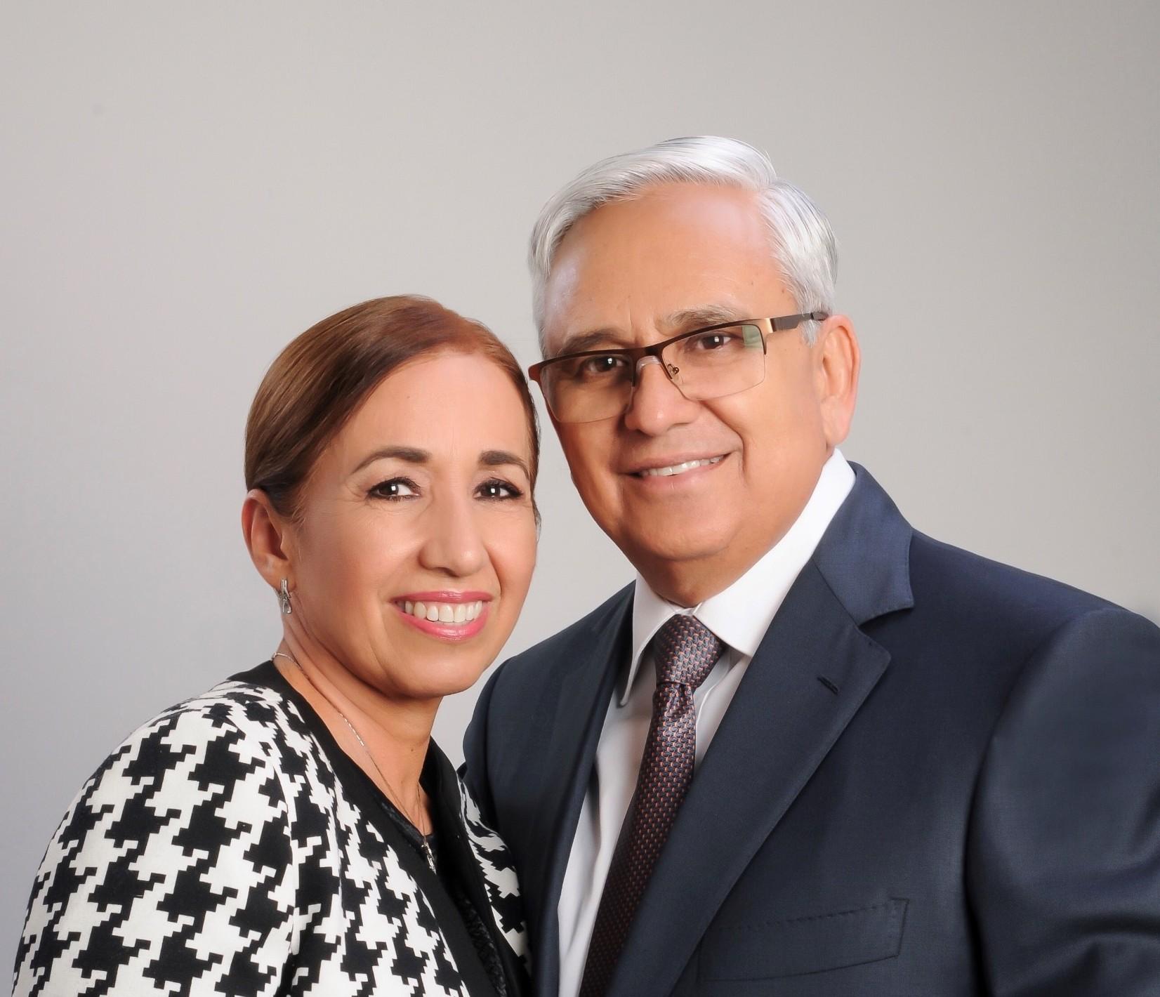 Luz G. and Juan M. Villarreal
