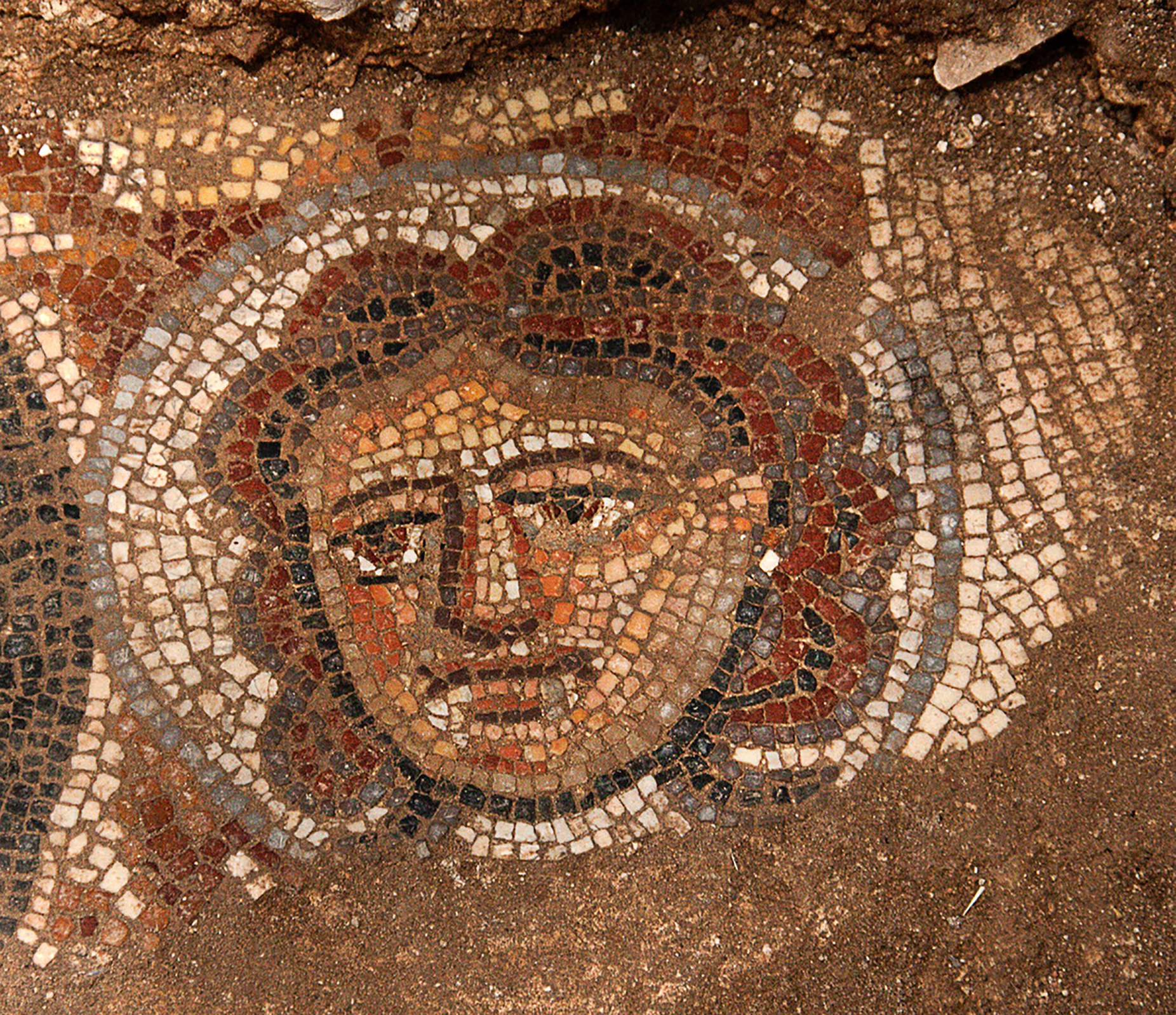 BYU graduate Bryan R. Bozung was the first to discover mosaics depicting biblical scenes in the Galilean village of Huqoq. These mosaics reveal depictions of Samson, Jonah, Noah's ark and Pharaoh's army swallowed up in the Red Sea. There are also glimpses of daily life in antiquity and a mysterious non-biblical story.