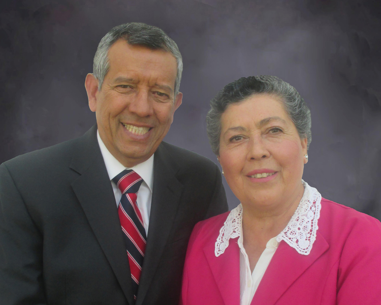 Alejandro and Zeferina G. Gómez