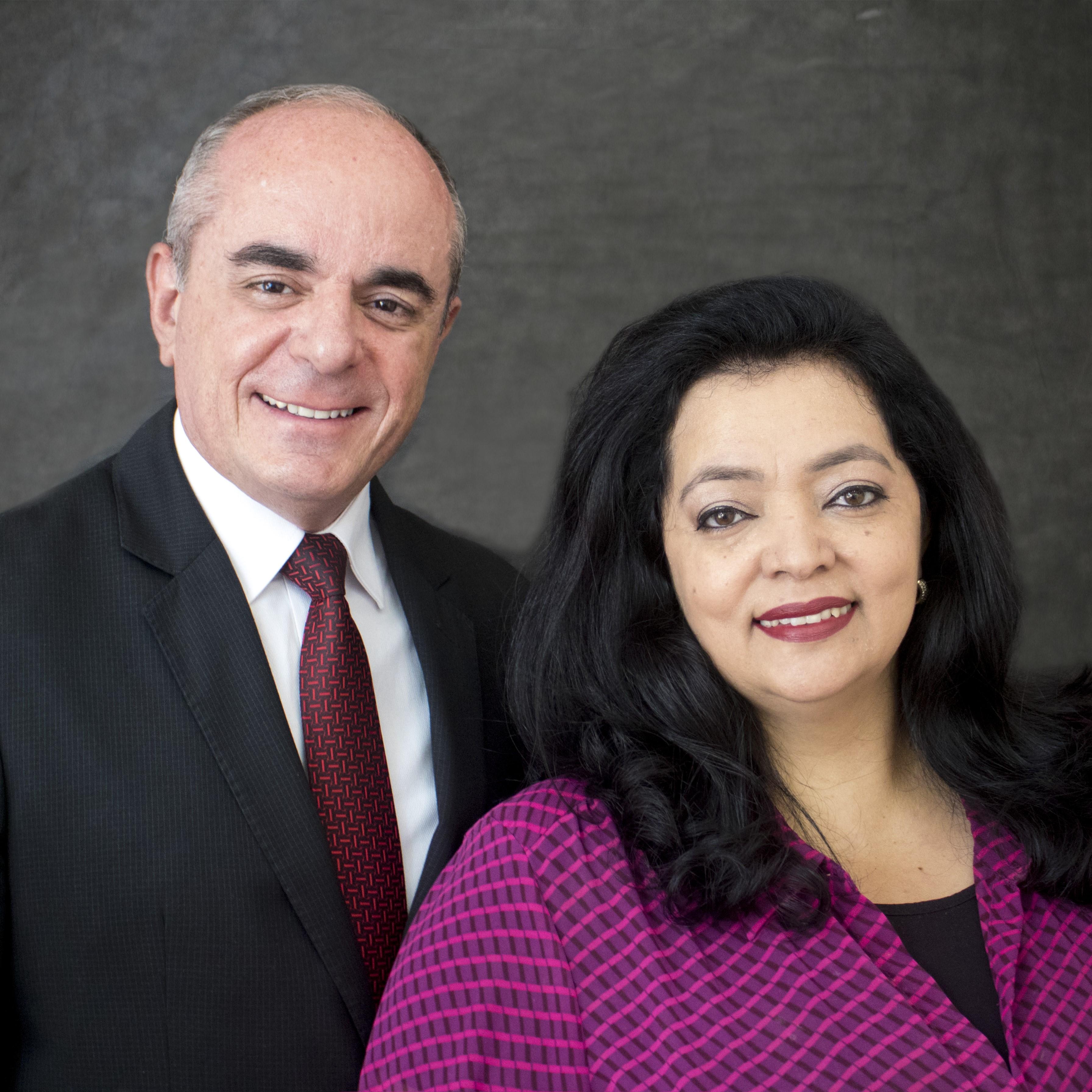 Carlos and Rosa Santos