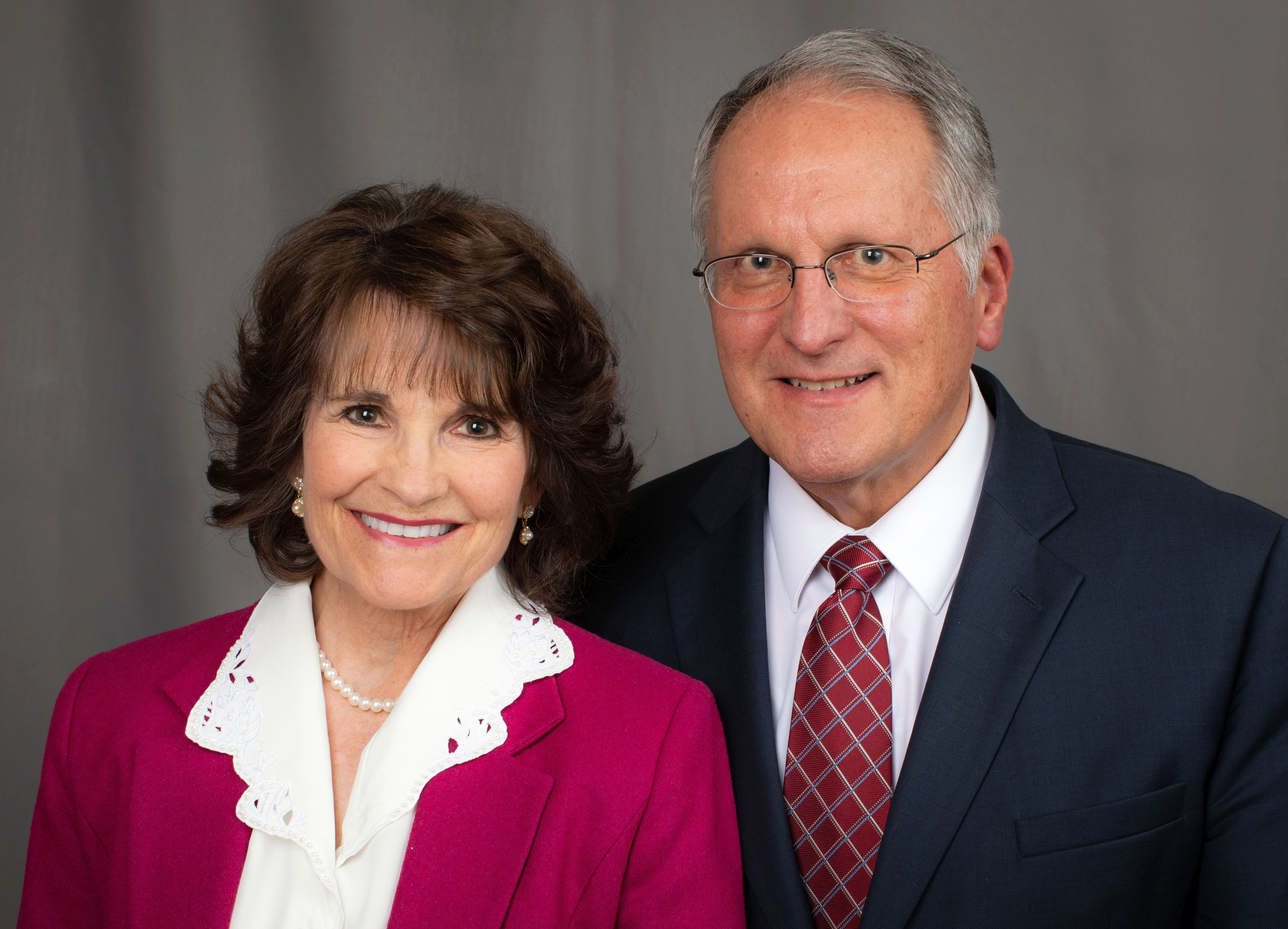 Amy H. and James E. Moser