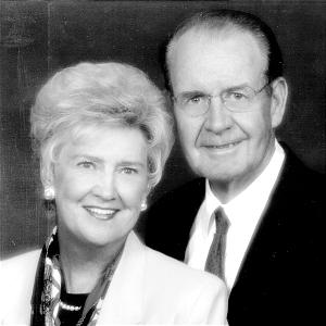 Verla and Elder David E. Sorensen