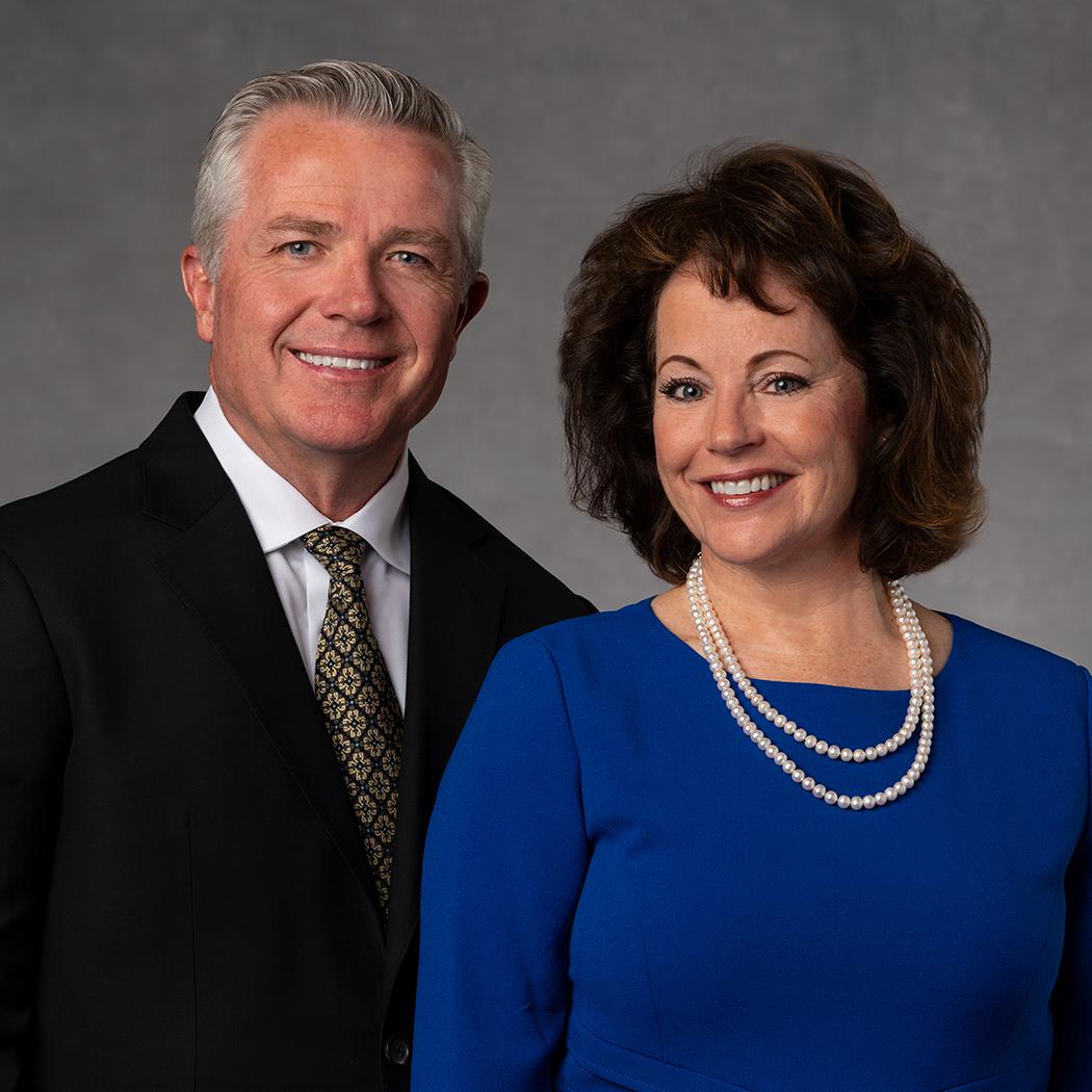 Robert J. and Lynnette Meek