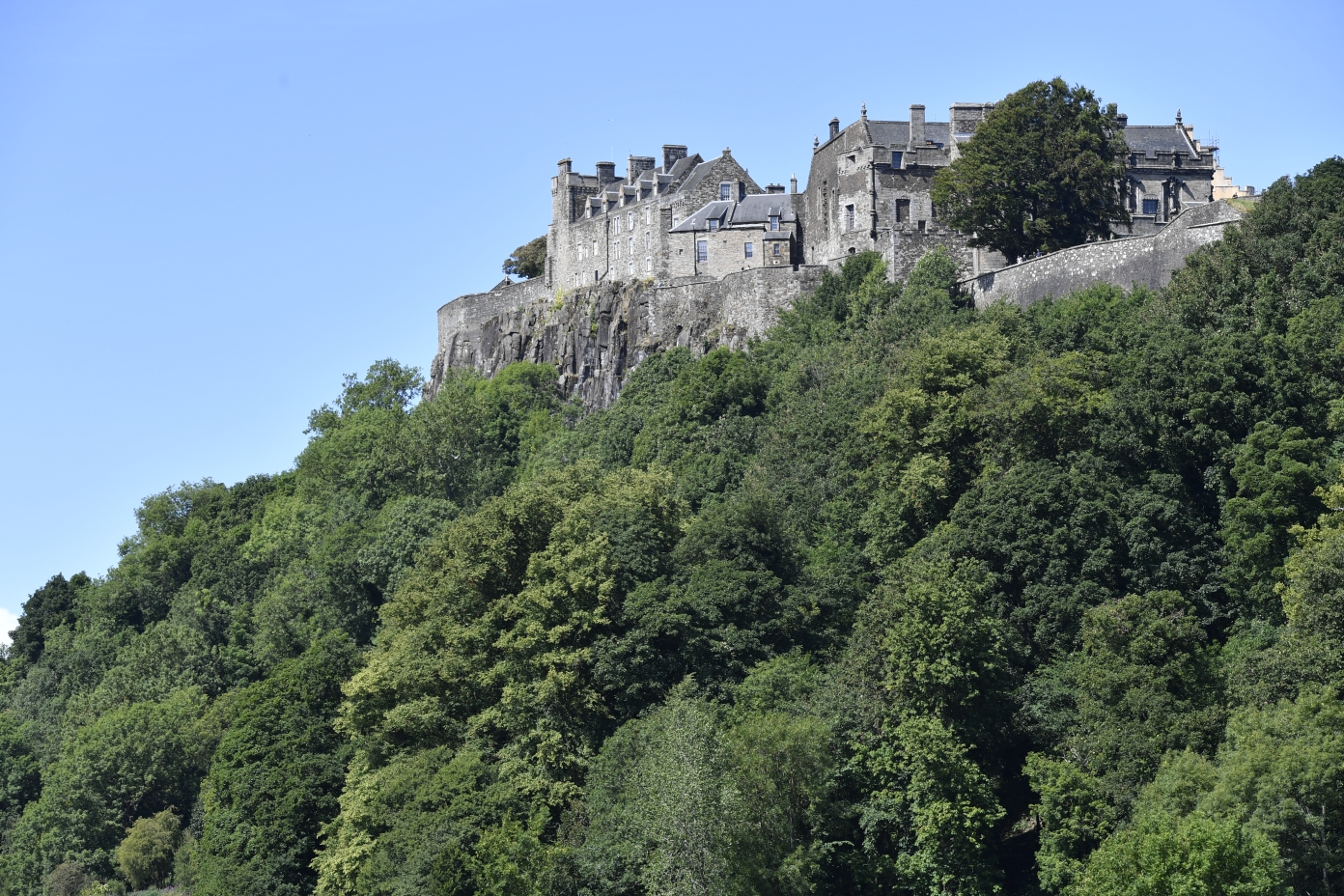 Elder Jeffrey R. Holland presented a Scottish museum with the exact replica of an artefact that became linked with Scotland's religious history. The event was held in Stirling, Scotland, home of the iconic Stirling Castle.