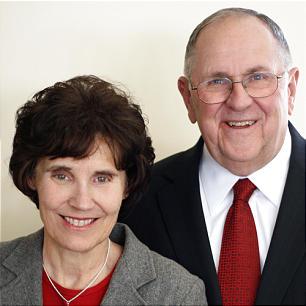 Linda M. and Bruce G. Pitt