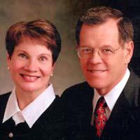 Ann and Kent Farnsworth