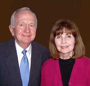 Russell B. and Sharlene T. Barber