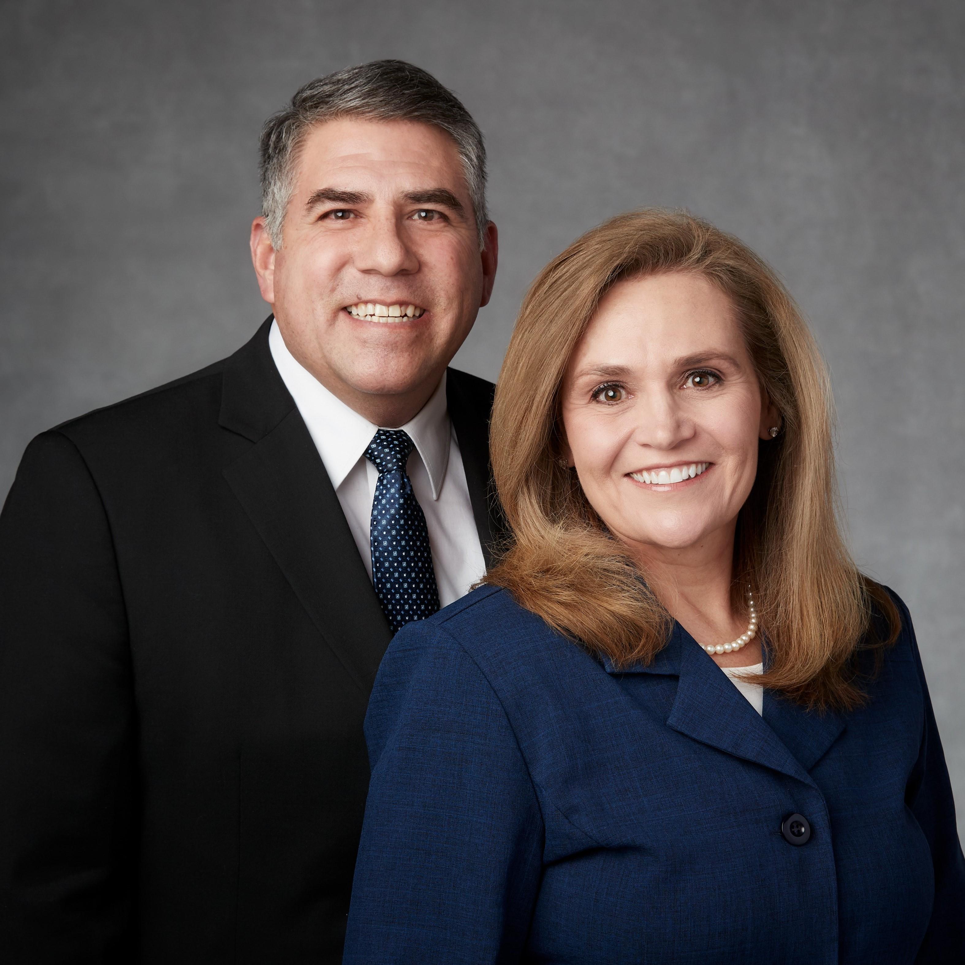 Adrian B. and Rita L. Parry