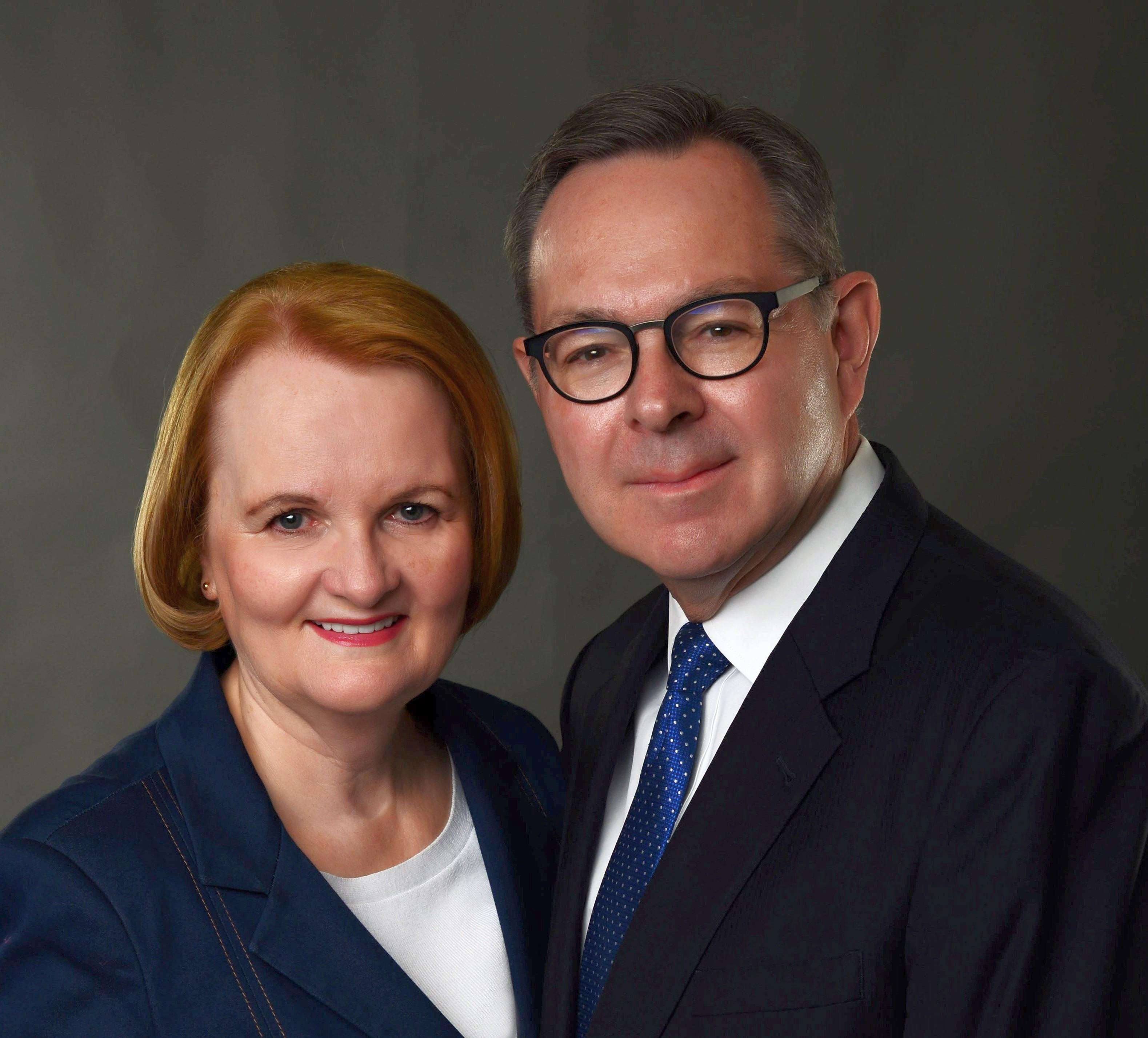Catherine L. and John W. Swendsen