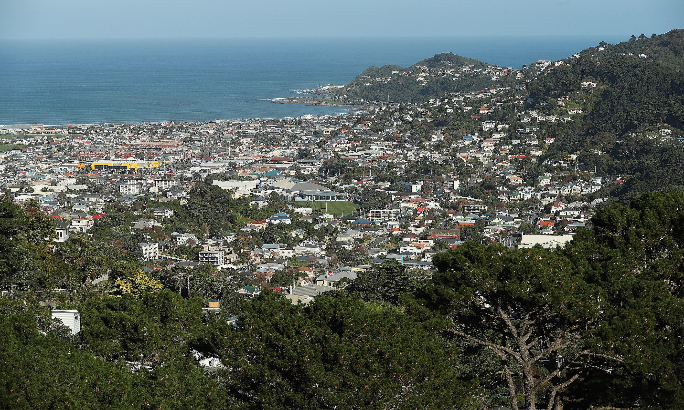 Wellington, New Zealand, on Monday, May 20, 2019.