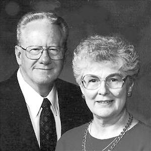 Elder Darwin B. and Sandra L. Christenson