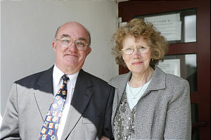 Among the branch's members are President Eric Shaw, a native of Yorkshire, and his wife, Dorothy Ann. While life as a Latter-day Saint on the islands is not not easy, it has produced strong members.