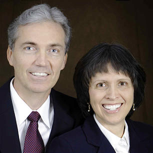 President Devin G. Durrant and Sister Julie M. Durrant