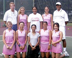 BYU-Hawaii women are five-time national champions.
