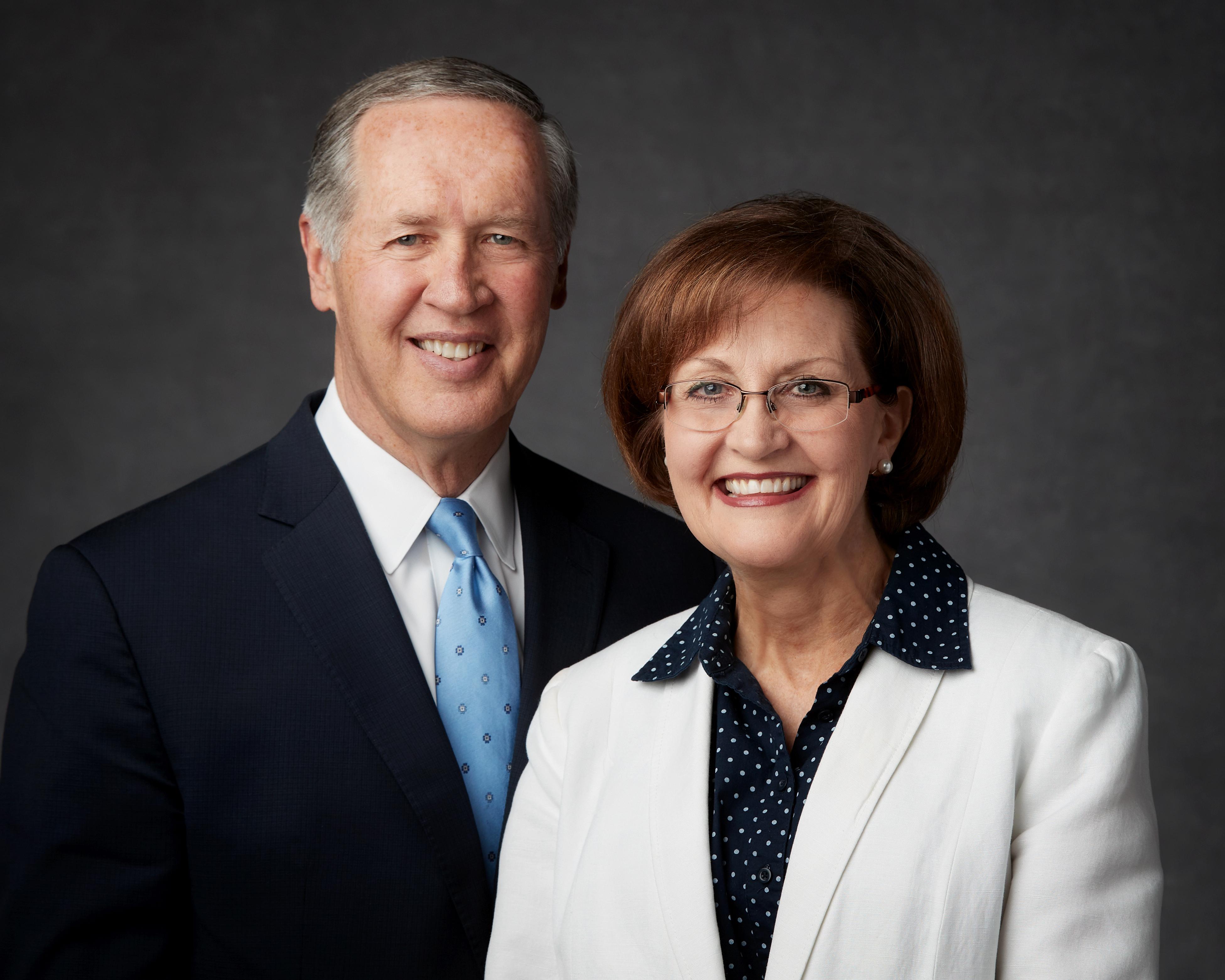 Craig P. and Linda K. Burton
