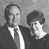 Richard and Jeannine George