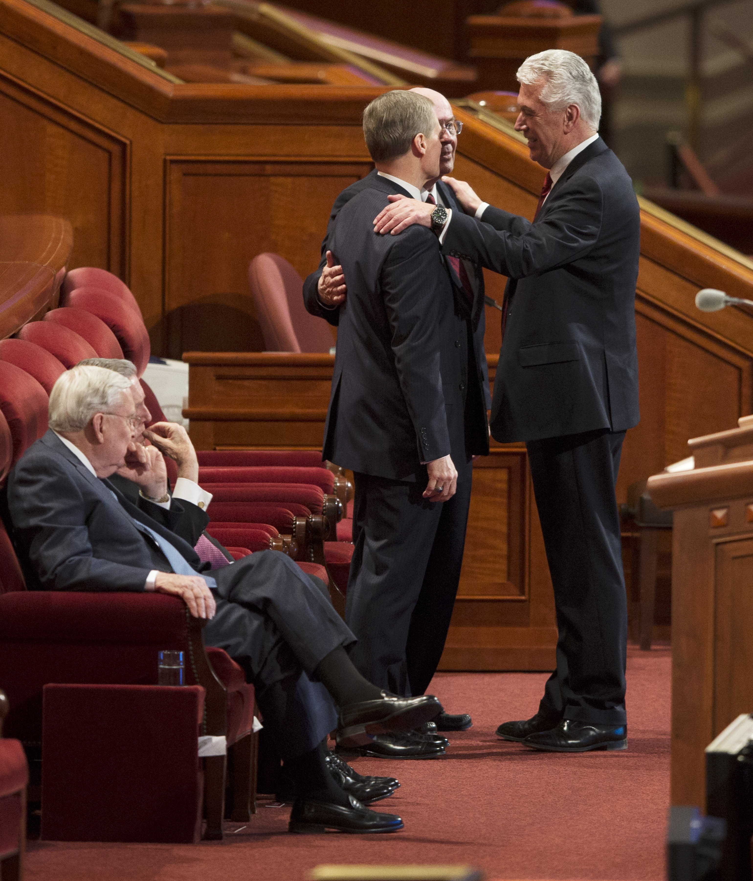 Inside the Quorum of the Twelve Apostles: What it's like to