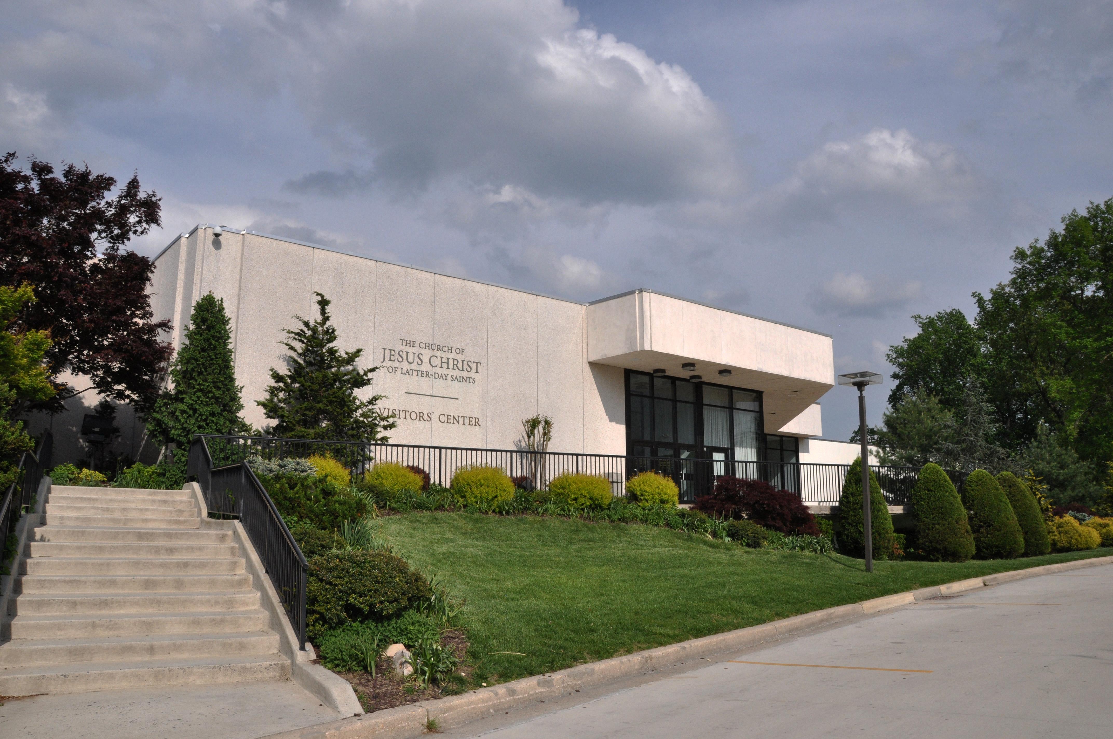 Washington D.C. Temple Visitors' Center.