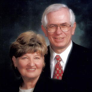 Patricia and Gordon D. Brown