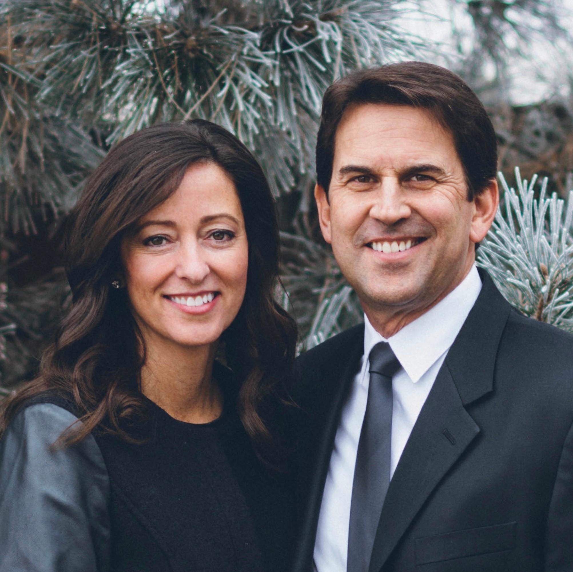 Debbie and Michael C. Rush