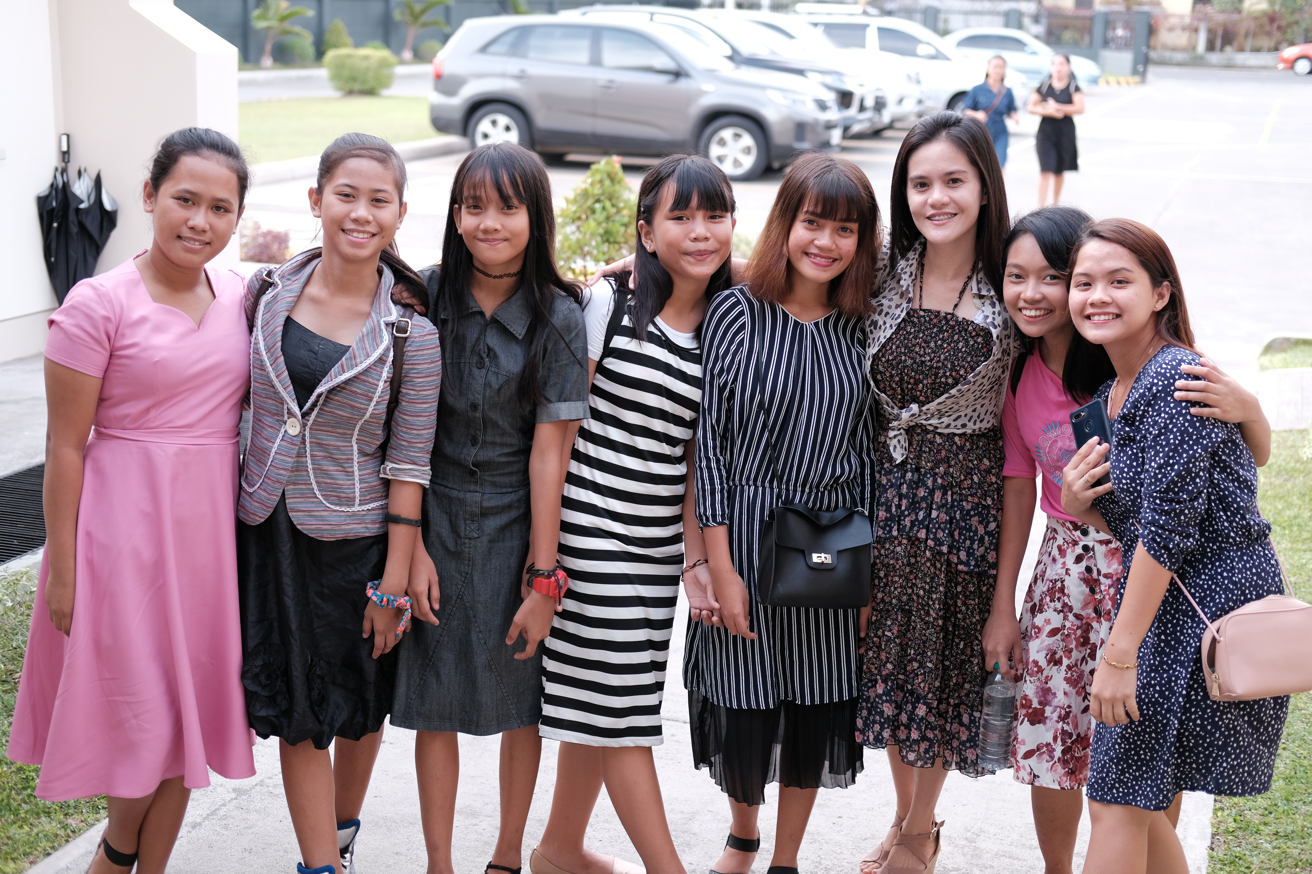 Youth in Iloilo, Philippines attend a devotional with Elder Renlund on May 25.