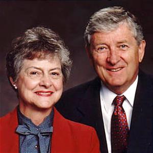 Peggy Eathel and Lloyd V Owen