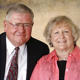 Stewart E. and Sandra Glazier