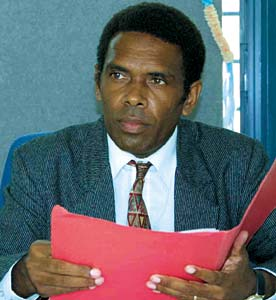 President Paul G. Hilliman