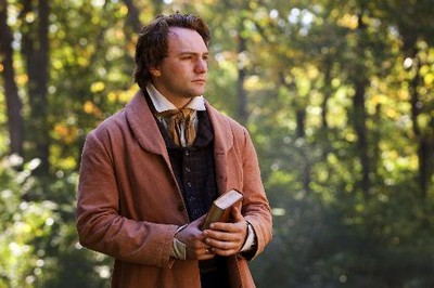 The actor who portrays Joseph Smith in the movie Joseph Smith: prophet of the restoration.
