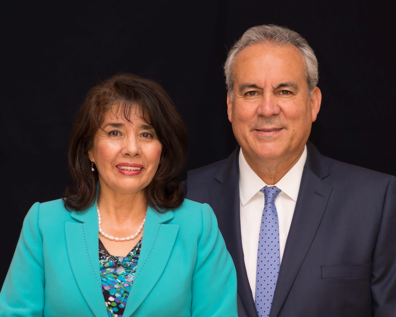 Ofelia T. and Marco A. Cárdenas