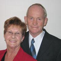 Maxine and Frank Hewstone