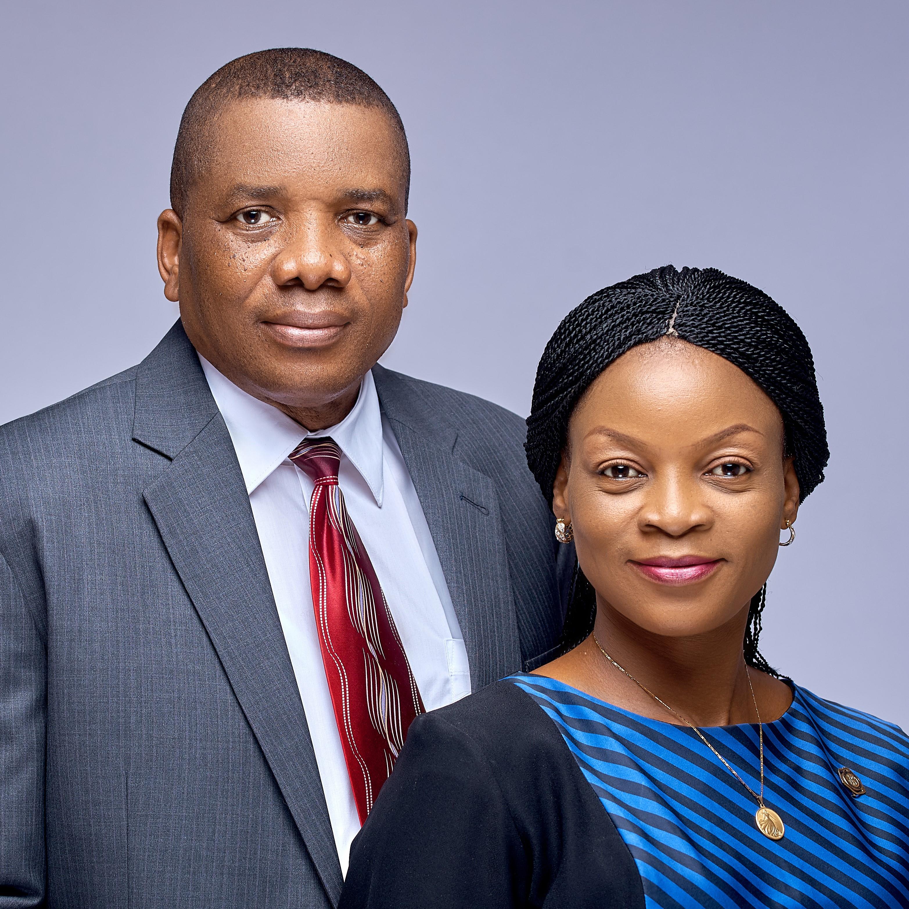 Emmanuel O. and Tina Elizabeth Udoh