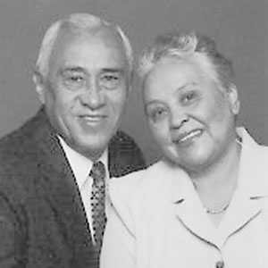 Vicente and Maria Mederos